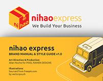 nihao express Brand Manual