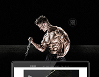 Rob Riches Website Redesign