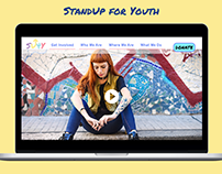 StandUp for Youth Redesign