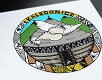 Création logo nouvelle caledonie, Loolye Labat