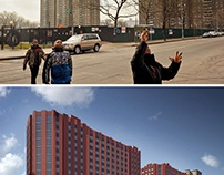 Proposed developments in the Bronx | Image source: nyti