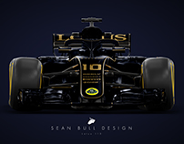 Lotus 113 Concept Livery