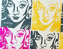 Poster printmaking