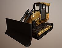 bulldozer game model