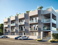Residential apartments in Spain