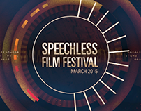Speechless Film Festival 2015 Promo