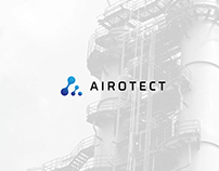 Airotect | Brand Name & Logo Creation