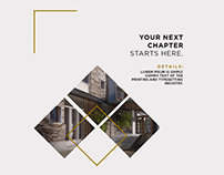 Real Estate Social Media Design samples