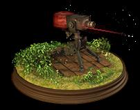 Sentry Gun Model