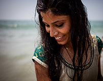 Portrait in Goa