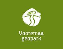 Vooremaa geopark logo