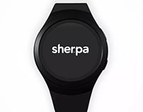 Sherpa - Samsung Gear S2