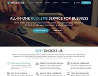 MRTEXTER - Website For Bulk SMS Service