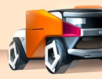 GAC Micro SUV