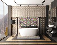 Bathroom Дизайн интерьера