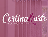 Cortina&Arte - Identidade Visual