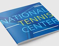 National Tennis Center – Brochure Design