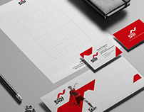 RitmoSport - logo project and basic corporate identity
