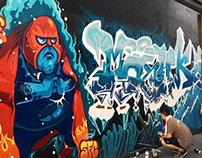 M O S H : Graffiti