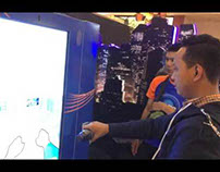 #IniWaktunya Mizone Interactive Vending Machine