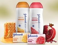 Johnson's - Nutrición