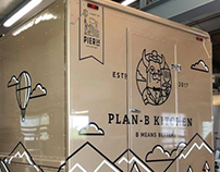 Plan-B Kitchen Foodtruck