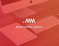 Mouvement média