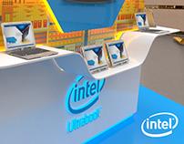 Intel - Exhibition Design for BTL