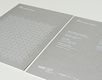 LCF 2013 Invitations