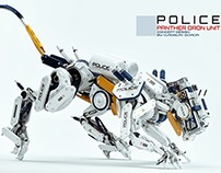 Police dron unit