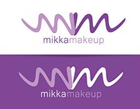 Logo & Card: Mikka MakeUp