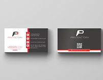 Business Card | PrintFactory
