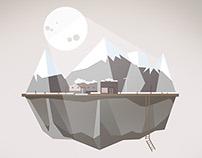 Flat Design Illustrations/Illustrations