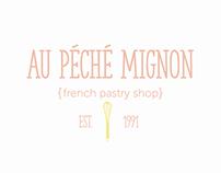 Au Péché Mignon // Conceptual Build Out