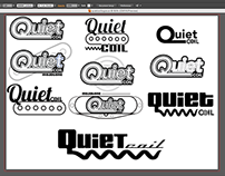WIP: Logo Ideas for QuietCoil Pickups