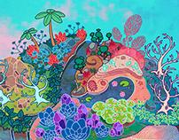Imaginarium Planetarium - Brain Garden