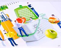 Martika - We Are. Corporate calendar.
