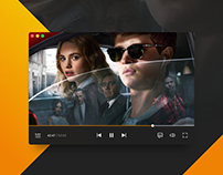 VLC Media Player – Redesign Concept