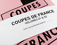 COUPES DE FRANCE VOL. 01 & 02