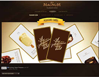 WEB: Unilever Magnum Singapore 2011/ 2008 Website