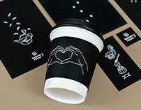 Branding for Café bar
