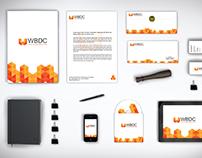 WBDC logo and Brand identity
