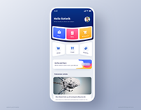 Payments & eCommerce Mobile App