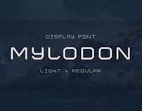 The FREE Mylodon Font