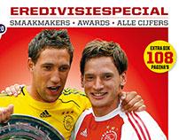 Cover NUsportmagazine, Eredivisiespecial