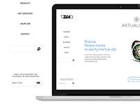ZIBI watches & electronics distributor website