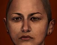 Emma Gonzalez. Parkland survivor, Badass