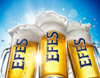 EFES Tankards Clinking