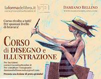 "POSTER for Bookshop ""Laformadelibro"" - Padova"