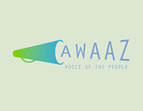 Awaaz - Logo